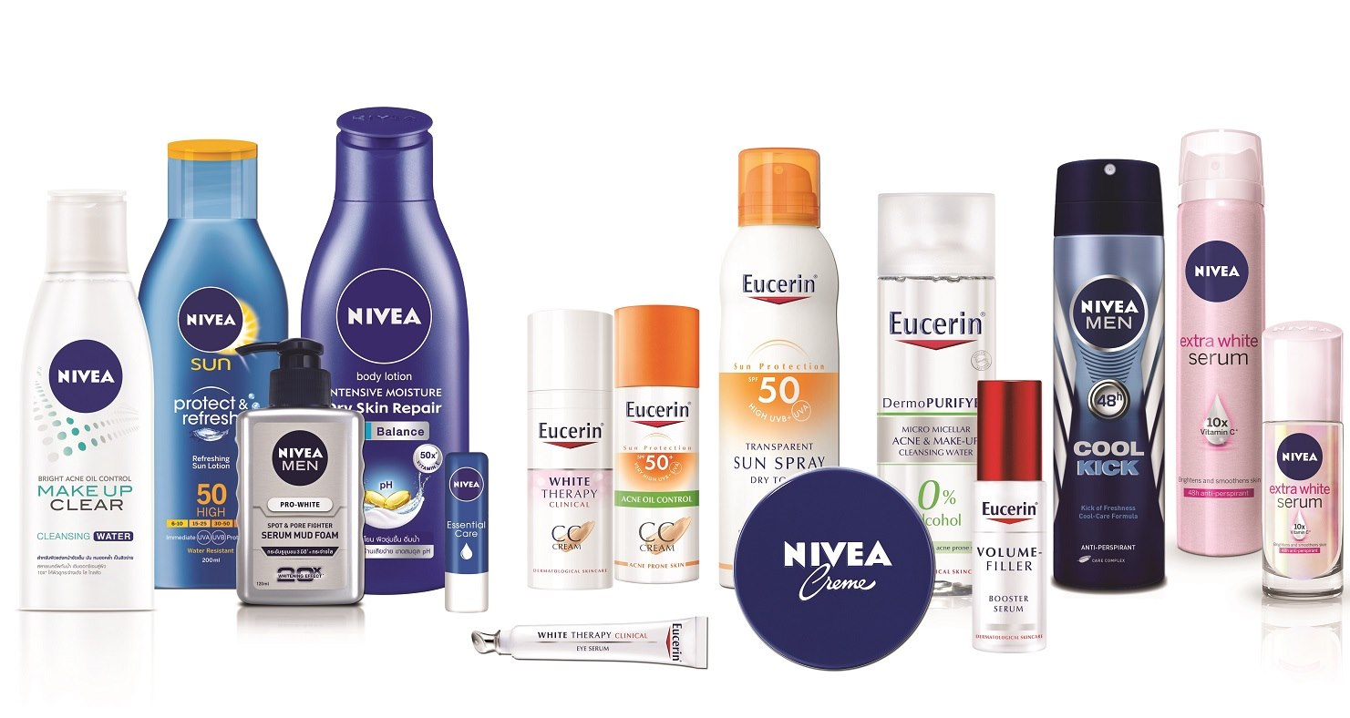 beiersdorf  u2013 our brands